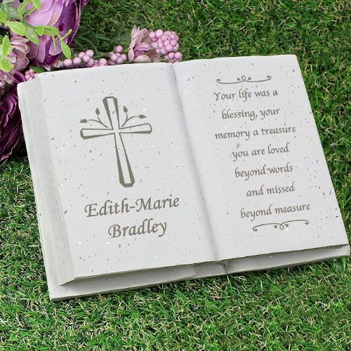 Cross Memorial Book